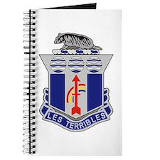 127th Infantry Regiment.png Journal