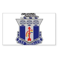 127th Infantry Regiment Decal