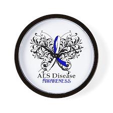ALS Disease Wall Clock