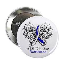 """ALS Disease 2.25"""" Button (10 pack)"""