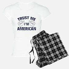 Trust Me I'm American Pajamas