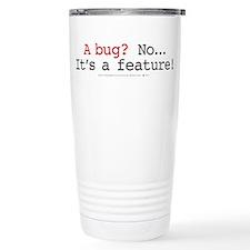 Funny Bugs Thermos Mug