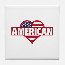 American Tile Coaster
