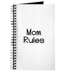 Mom Rules Journal