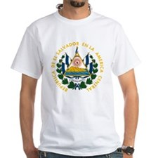 El Salvador Coat of Arms Shirt