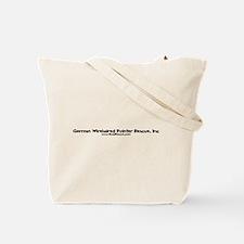 GWP RESCUE INC Tote Bag