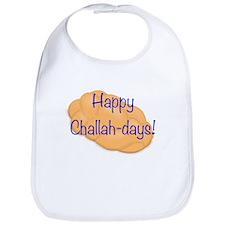 Happy Challah-days! Bib