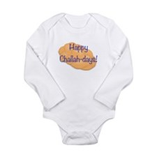 Happy Challah-days! Body Suit