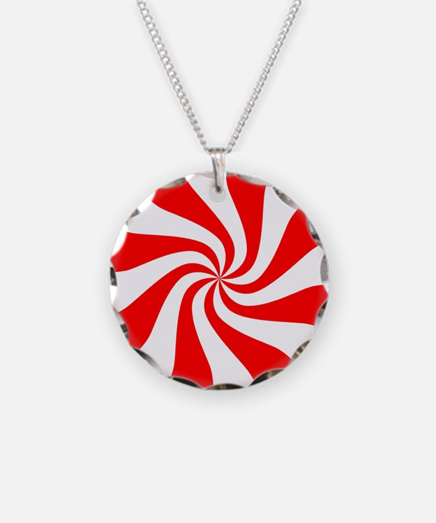 Candy whirl Necklace