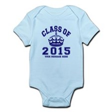 Class Of 2015 Rules Infant Bodysuit