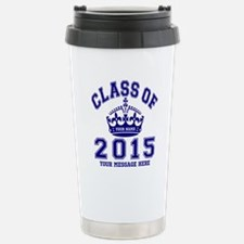 Class Of 2015 Rules Travel Mug