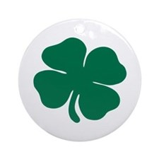 Lucky Ornament (Round)