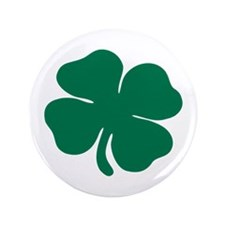 "Lucky 3.5"" Button (100 pack)"