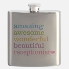 Receptionist Flask