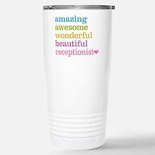 Receptionist Travel Mug