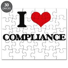 I Love Compliance Puzzle