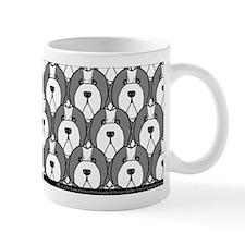 Bearded Collies Mug