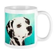 Dalmatian portrait Mug