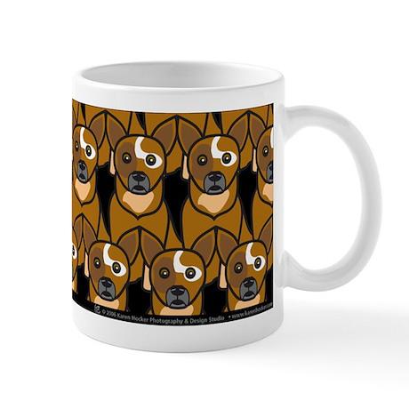 Red Australian Cattle Dogs Mug