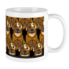 Red Australian Cattle Dogs Coffee Mug