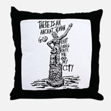 Vulcan Throw Pillow