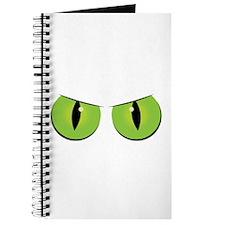 Spooky Eyes Journal