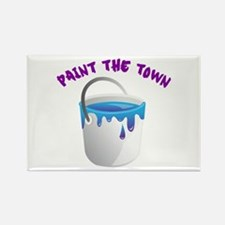 Paint The Town Magnets