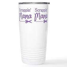 Cute Scrapbook mom Travel Mug