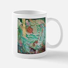 Mermaids In Atlantis Mugs