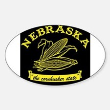 Nebraska Decal