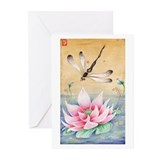 Buddha Greeting Cards (10 Pack)