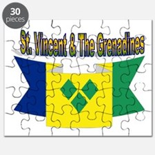 St Vincent & The Grenadines Puzzle