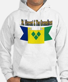 St Vincent & The Grenadines Hoodie