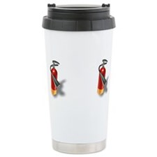 Cute Register trademark Travel Mug
