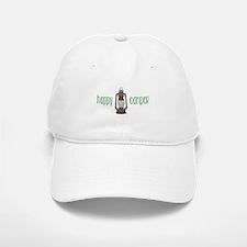 Happy Camper Baseball Baseball Baseball Cap