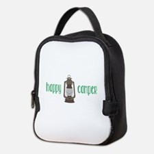 Happy Camper Neoprene Lunch Bag