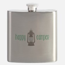 Happy Camper Flask