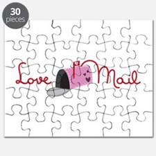Love Mail Puzzle
