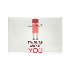 Nuts About You Magnets