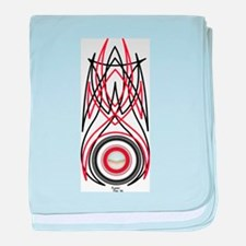 Cool Hot baby blanket