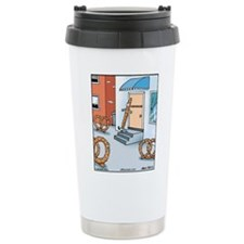 Funny Wellness Travel Mug