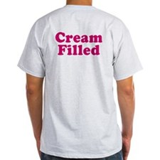 Cream Filled T-Shirt