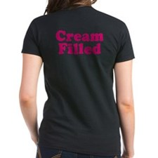 Cream Filled Tee