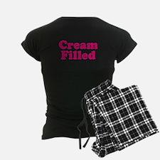 Cream Filled Pajamas