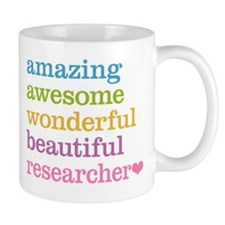 Awesome Researcher Mug