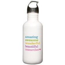 Awesome Researcher Water Bottle