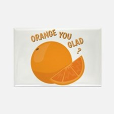 Orange You Glad Magnets