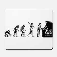 Arcade Gamer Evolution Mousepad