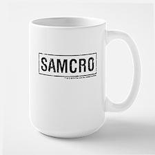 SAMCRO Large Mug