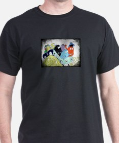 Barbapapa Roller Coaster T-Shirt
